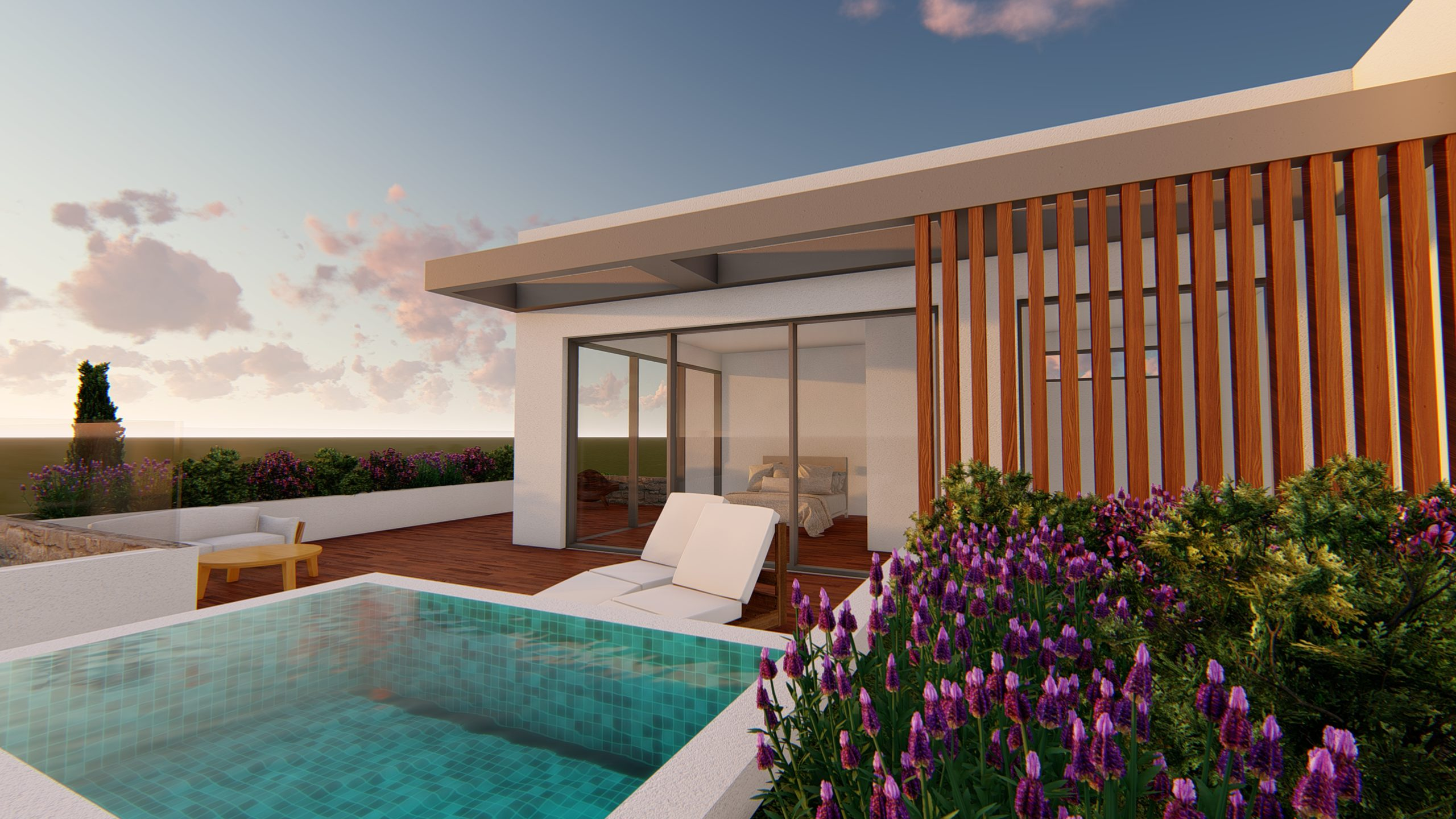 4 Beds Seafront Luxury Villa | Seacaves